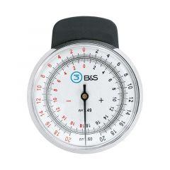 Sferometer za indeks n 1.49