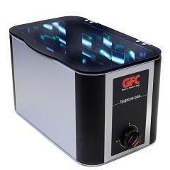 UV naprava za dezinfekcijo očal in probnih okvirjev