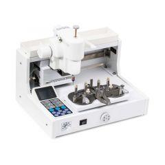 Avtomatski vrtalni stroj za stekla