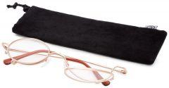 Očala za ličenje - kovinska