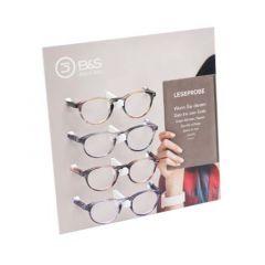 Stojala gotova očal za branje